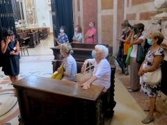 2020 – Visita guidata alla Parrocchiale di Villa Lagarina