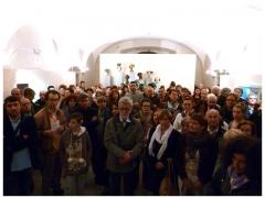 """Villa Lagarina - Palazzo Libera - Mostra """"Materia lieve"""" I ottobre 2013"""