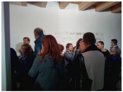 Trento - Spazio KN - Mostra Ricciardi I novembre 2018
